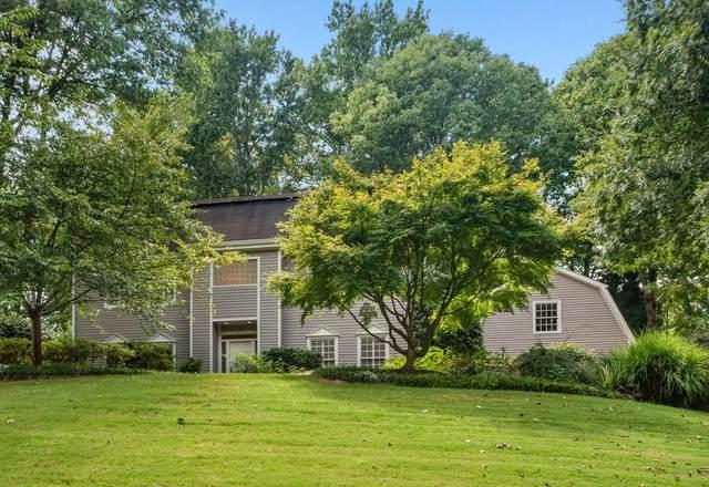 7455 Old Maine Trail, Sandy Springs, GA 30328 (MLS #6612610) :: RE/MAX Paramount Properties