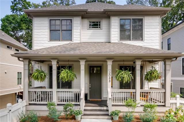 2088 Dekalb Avenue NE, Atlanta, GA 30307 (MLS #6612622) :: North Atlanta Home Team