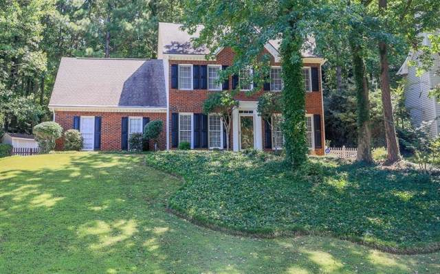 1056 W Mill Drive NW, Kennesaw, GA 30152 (MLS #6612900) :: Kennesaw Life Real Estate