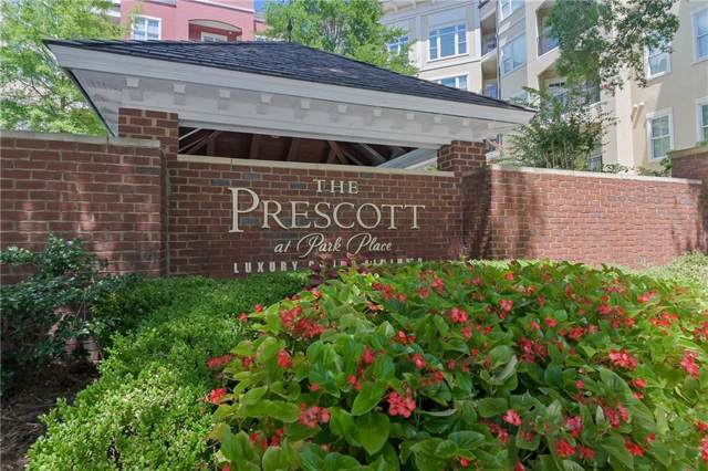 11 Perimeter Center E #1209, Dunwoody, GA 30346 (MLS #6612954) :: RE/MAX Prestige