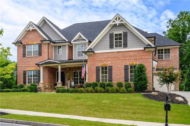 17 Terrace View Court, Acworth, GA 30101 (MLS #6613081) :: North Atlanta Home Team
