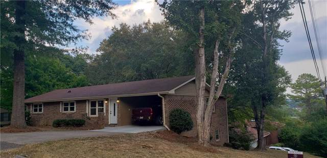 76 Skyline Drive SE, Cartersville, GA 30120 (MLS #6613276) :: North Atlanta Home Team