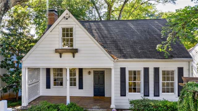 2896 Lookout Place, Atlanta, GA 30305 (MLS #6613428) :: The Cowan Connection Team