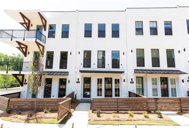 261 Mitchell Lane #37, Woodstock, GA 30188 (MLS #6613636) :: North Atlanta Home Team