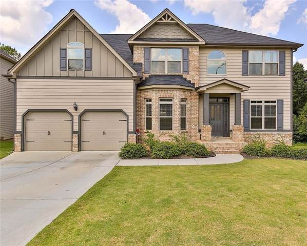 529 Red Fox Drive, Dallas, GA 30157 (MLS #6613721) :: North Atlanta Home Team