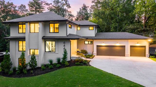 6447 Vernon Woods Drive, Atlanta, GA 30328 (MLS #6613840) :: North Atlanta Home Team