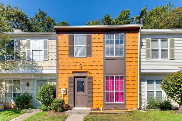 1507 Kilmuir Way, Stone Mountain, GA 30083 (MLS #6614051) :: North Atlanta Home Team
