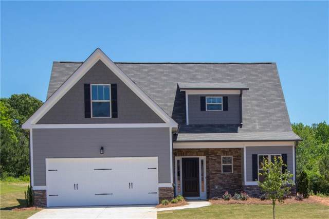 66 Haley Court, Dawsonville, GA 30534 (MLS #6614367) :: The Heyl Group at Keller Williams