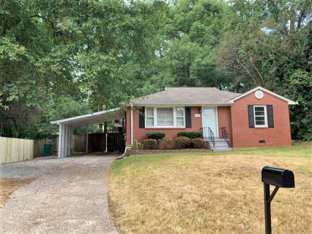599 Kennesaw Drive SE, Smyrna, GA 30080 (MLS #6614429) :: Dillard and Company Realty Group