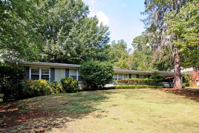 940 Melody Lane, Roswell, GA 30075 (MLS #6614651) :: North Atlanta Home Team