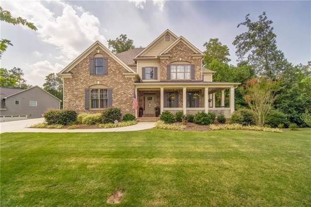 1433 Sutters Pond Drive NW, Kennesaw, GA 30152 (MLS #6614663) :: Kennesaw Life Real Estate