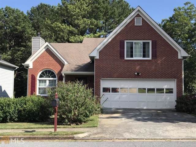 2782 Oak Meadow Lane, Snellville, GA 30078 (MLS #6614906) :: The Heyl Group at Keller Williams