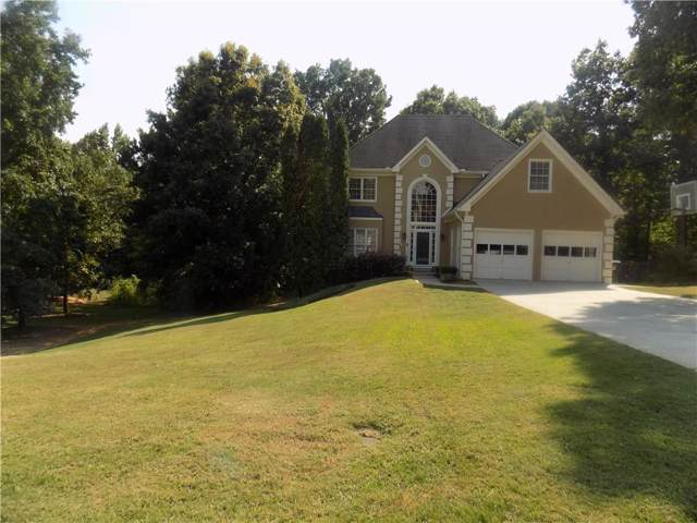 1025 Secret Cove Drive, Sugar Hill, GA 30518 (MLS #6614993) :: The Heyl Group at Keller Williams