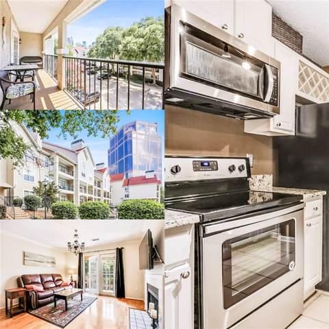 3655 Habersham Road A304, Atlanta, GA 30305 (MLS #6615036) :: Dillard and Company Realty Group
