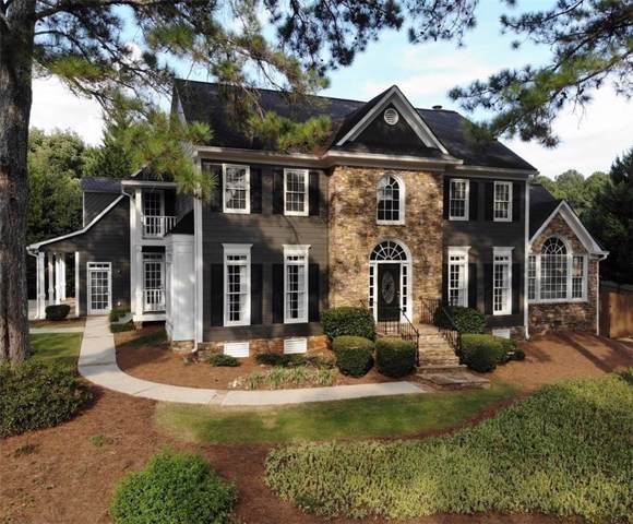 2305 Ashbourne Drive, Lawrenceville, GA 30043 (MLS #6615097) :: Keller Williams Realty Cityside