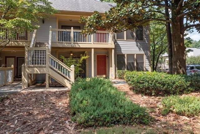 104 Abingdon Way #104, Atlanta, GA 30328 (MLS #6615130) :: North Atlanta Home Team