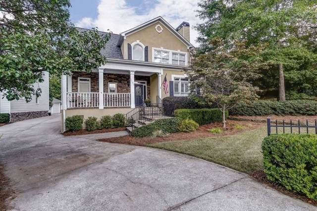 1132 Oglethorpe Avenue NE, Brookhaven, GA 30319 (MLS #6615134) :: North Atlanta Home Team