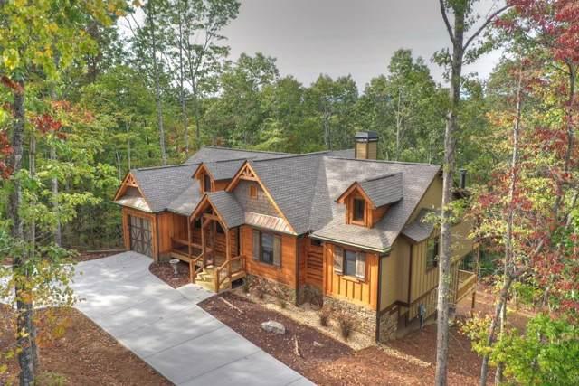123 Mountain Brook Lane, Blue Ridge, GA 30513 (MLS #6615326) :: North Atlanta Home Team