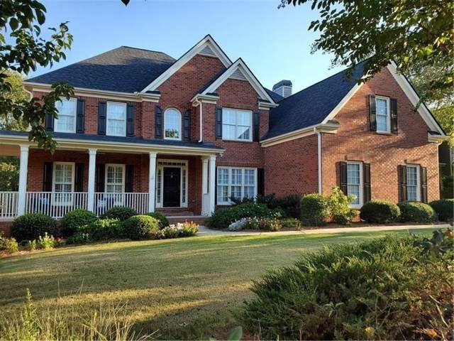 2171 Unity Trail NW, Marietta, GA 30064 (MLS #6615380) :: The Heyl Group at Keller Williams