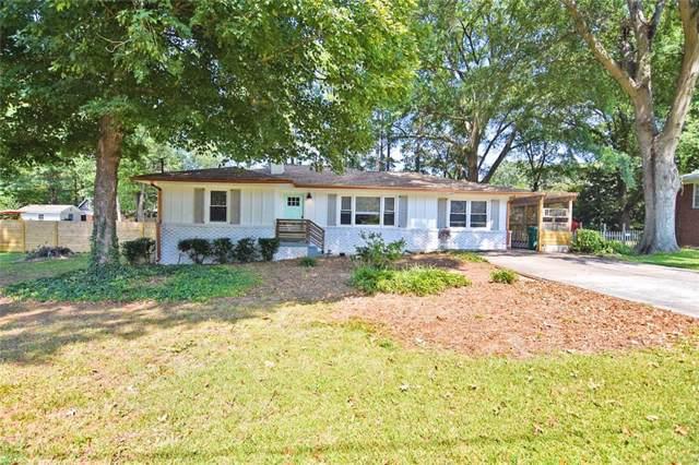 1251 Cliffwood Drive, Smyrna, GA 30080 (MLS #6615435) :: North Atlanta Home Team