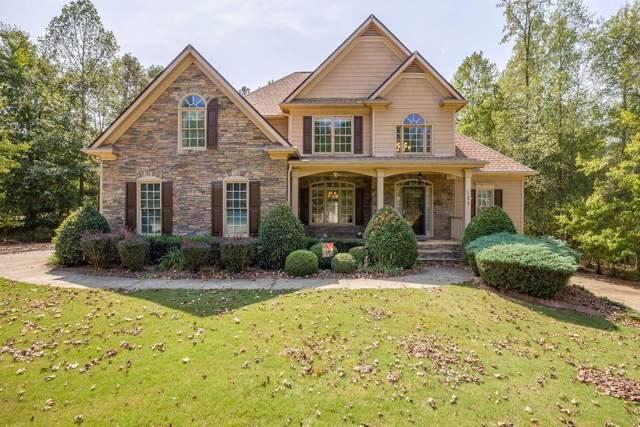 134 Carney Drive, Ball Ground, GA 30107 (MLS #6615965) :: Path & Post Real Estate