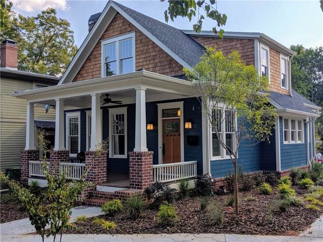 993 Albion Avenue NE, Atlanta, GA 30307 (MLS #6616167) :: Dillard and Company Realty Group