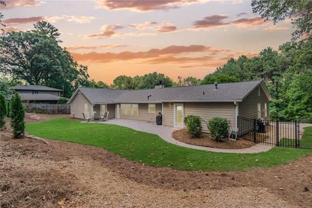 95 Willow Glenn Drive, Marietta, GA 30068 (MLS #6616208) :: The Heyl Group at Keller Williams