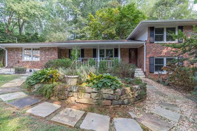 2527 Foster Ridge Court NE, Atlanta, GA 30345 (MLS #6616232) :: RE/MAX Paramount Properties