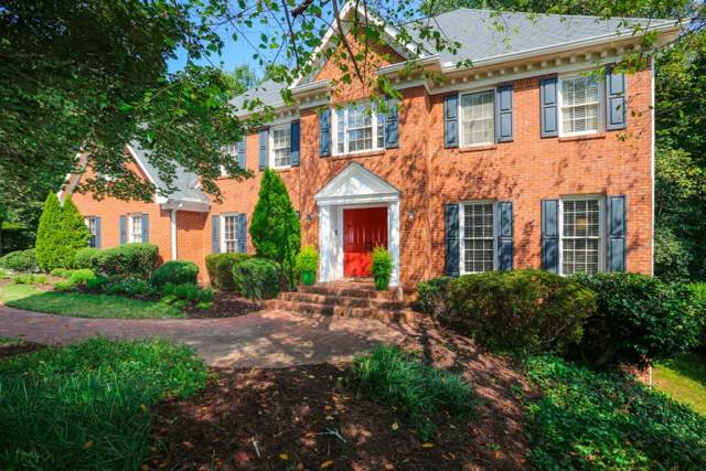 300 Cannady Court, Sandy Springs, GA 30350 (MLS #6616471) :: Kennesaw Life Real Estate