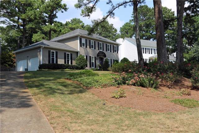 1438 Fawnbrook Court SW, Lilburn, GA 30047 (MLS #6616480) :: Kennesaw Life Real Estate