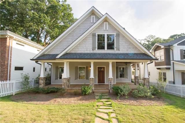 152 Maediris Drive, Decatur, GA 30030 (MLS #6616514) :: North Atlanta Home Team
