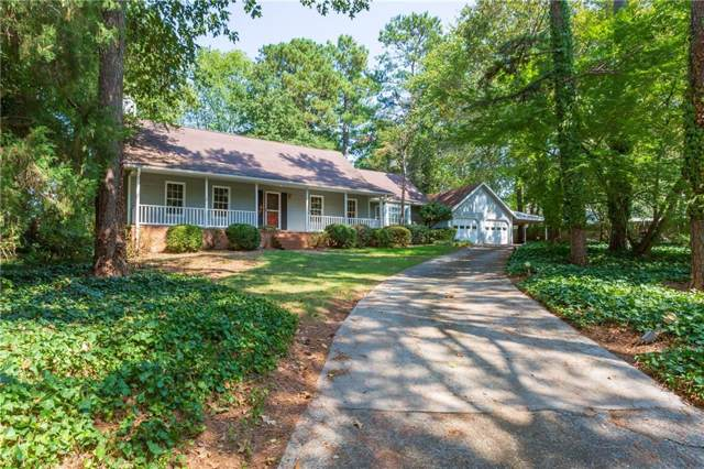 2183 Kinridge Road, Marietta, GA 30062 (MLS #6616580) :: North Atlanta Home Team