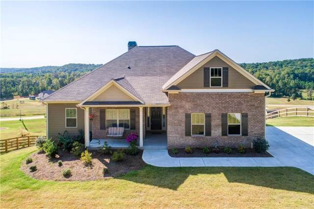 253 Odgers Trail, Dawsonville, GA 30534 (MLS #6616608) :: North Atlanta Home Team