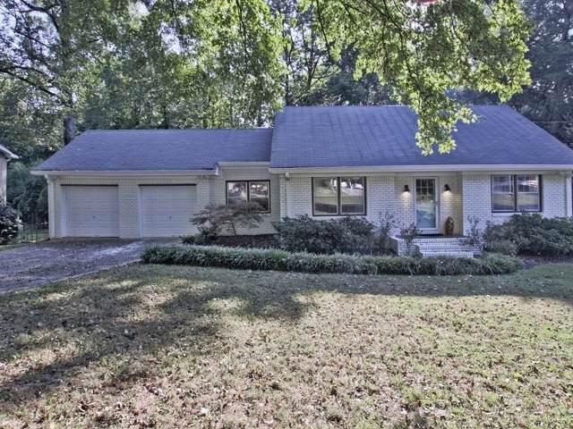 3284 Clearview Drive SW, Marietta, GA 30060 (MLS #6616611) :: The Heyl Group at Keller Williams