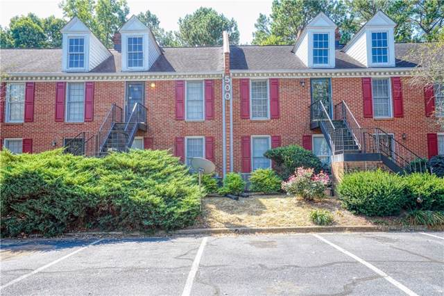 1166 Booth Road SW #501, Marietta, GA 30008 (MLS #6616671) :: The Heyl Group at Keller Williams