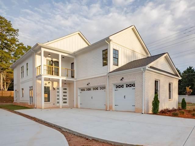906 Edmond Oaks Drive, Marietta, GA 30067 (MLS #6616704) :: RE/MAX Paramount Properties