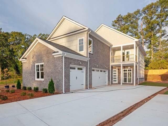 912 Edmond Oaks Drive, Marietta, GA 30067 (MLS #6616726) :: RE/MAX Paramount Properties