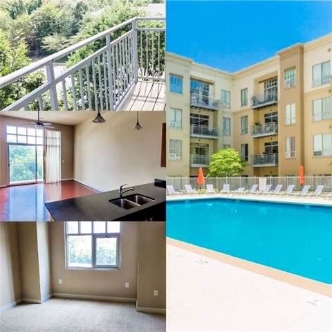 711 Cosmopolitan Drive NE #431, Atlanta, GA 30324 (MLS #6616823) :: North Atlanta Home Team