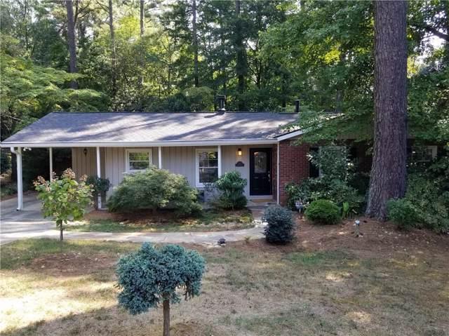 2217 Armand Road NE, Atlanta, GA 30324 (MLS #6616913) :: North Atlanta Home Team