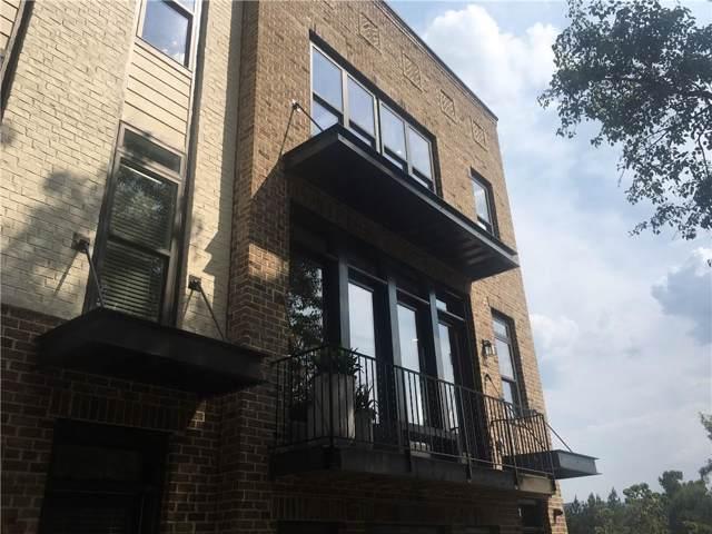1626 Aldworth Place SE #5, Atlanta, GA 30339 (MLS #6616997) :: North Atlanta Home Team