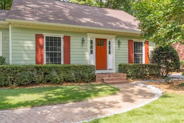 2884 Guinevere Drive, Atlanta, GA 30345 (MLS #6617072) :: The Heyl Group at Keller Williams