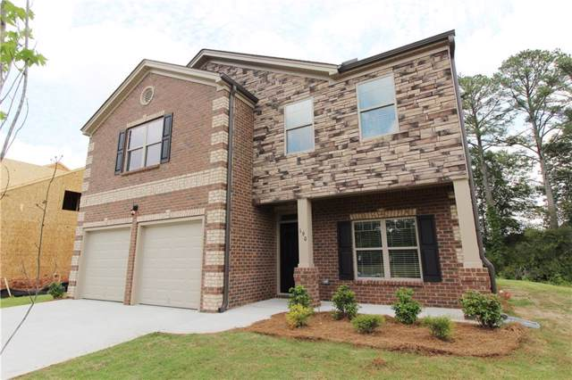 1320 Brookstone Lake Drive NE, Conyers, GA 30012 (MLS #6617177) :: Charlie Ballard Real Estate