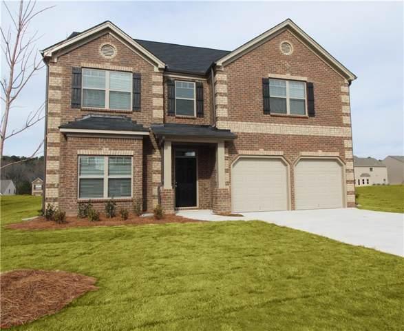 1219 Brookstone Circle NE, Conyers, GA 30012 (MLS #6617222) :: North Atlanta Home Team