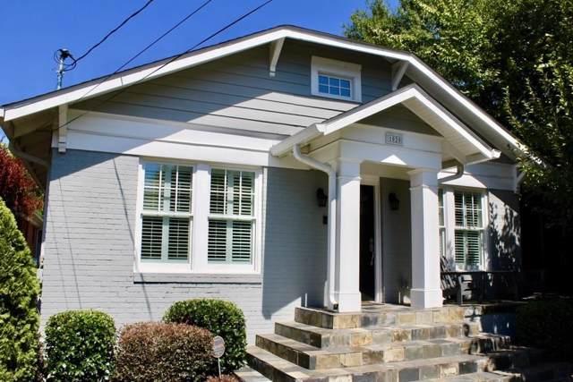 1020 Greenwood Avenue NE, Atlanta, GA 30306 (MLS #6617251) :: North Atlanta Home Team