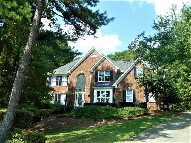 315 Highland Gate Circle, Suwanee, GA 30024 (MLS #6617293) :: North Atlanta Home Team