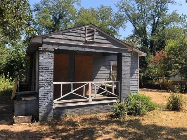 1084 Welch Street SW, Atlanta, GA 30310 (MLS #6617396) :: Kennesaw Life Real Estate