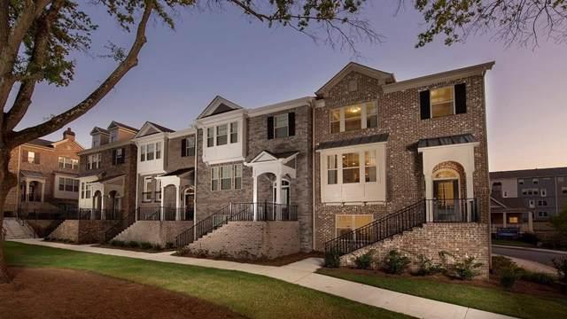4144 Butler Drive #84, Chamblee, GA 30341 (MLS #6617424) :: North Atlanta Home Team