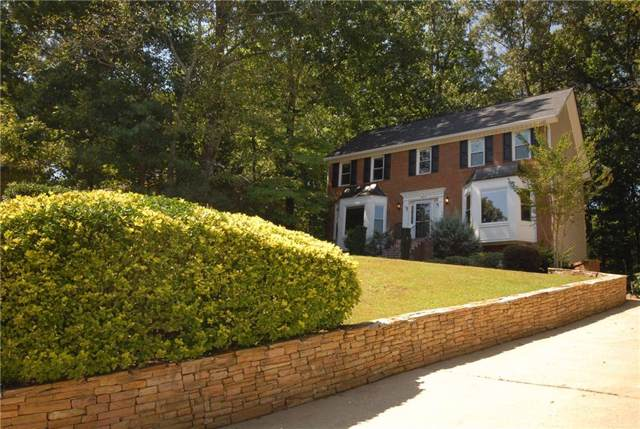 4815 Thornwood Drive NW, Acworth, GA 30102 (MLS #6617433) :: Rock River Realty
