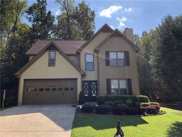 2868 Savannah Walk Lane, Suwanee, GA 30024 (MLS #6617538) :: North Atlanta Home Team