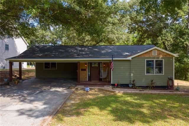 1367 Old Magnolia Way, Holly Springs, GA 30115 (MLS #6617557) :: North Atlanta Home Team
